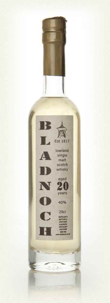 Bladnoch 20 Year Old