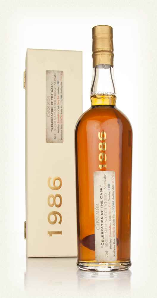 Bunnahabhain 23 Year Old 1986 (cask 1282) - Celebration of the Cask (Càrn Mòr)
