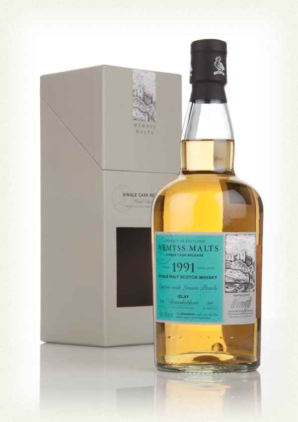 Oysters with Lemon Pearls 1991 - Wemyss Malts (Bunnahabhain)