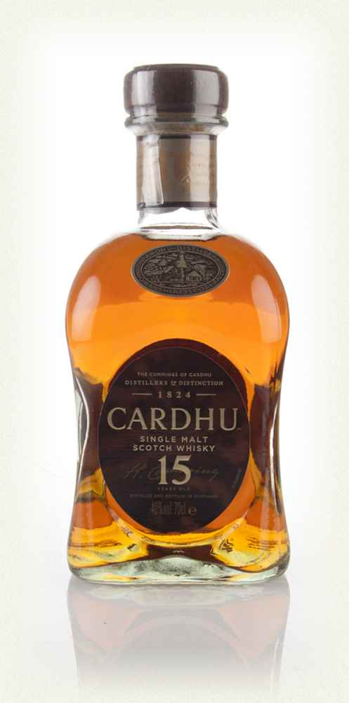 Cardhu 15 Year Old