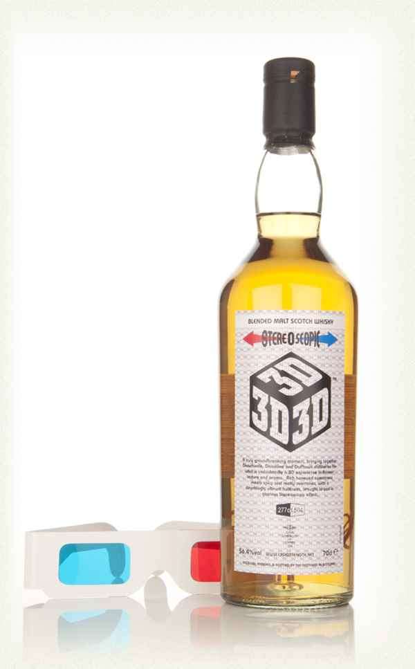 Caskstrength and Carry On - 3D Whisky