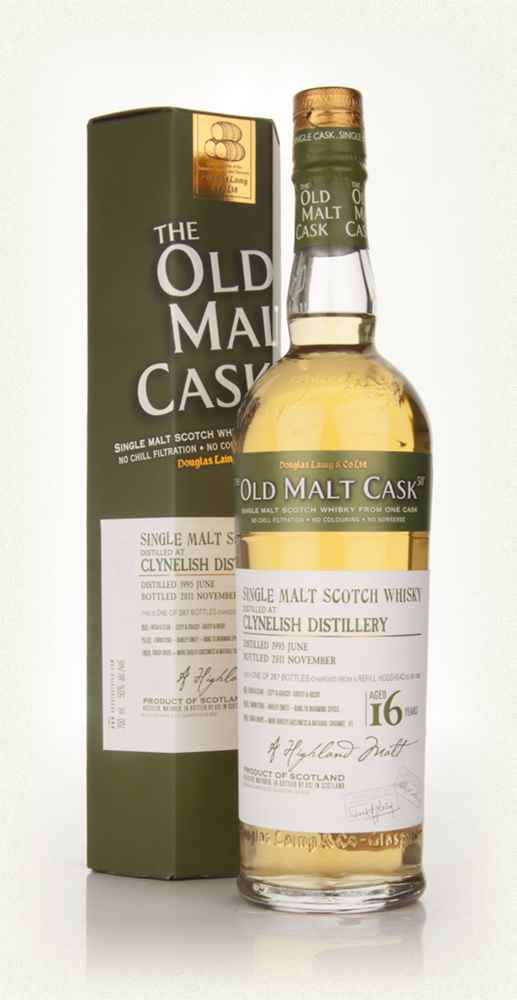 Clynelish 16 Year Old 1995 - Old Malt Cask (Douglas Laing)
