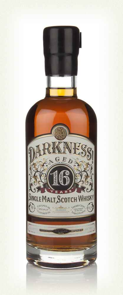 Darkness! Clynelish 16 Year Old Oloroso Cask Finish