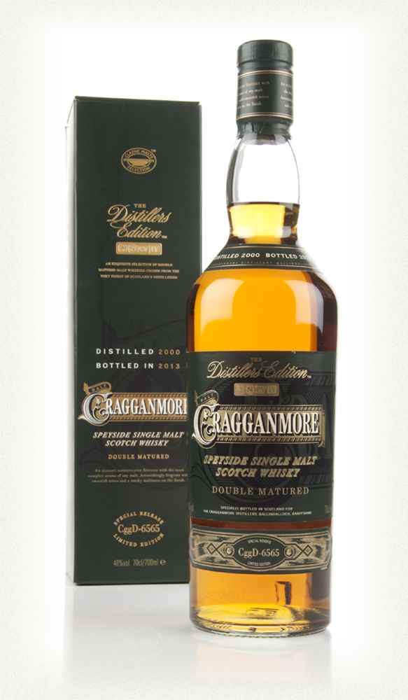 Cragganmore 2000 (bottled 2013) Port Wood Finish - Distillers Edition