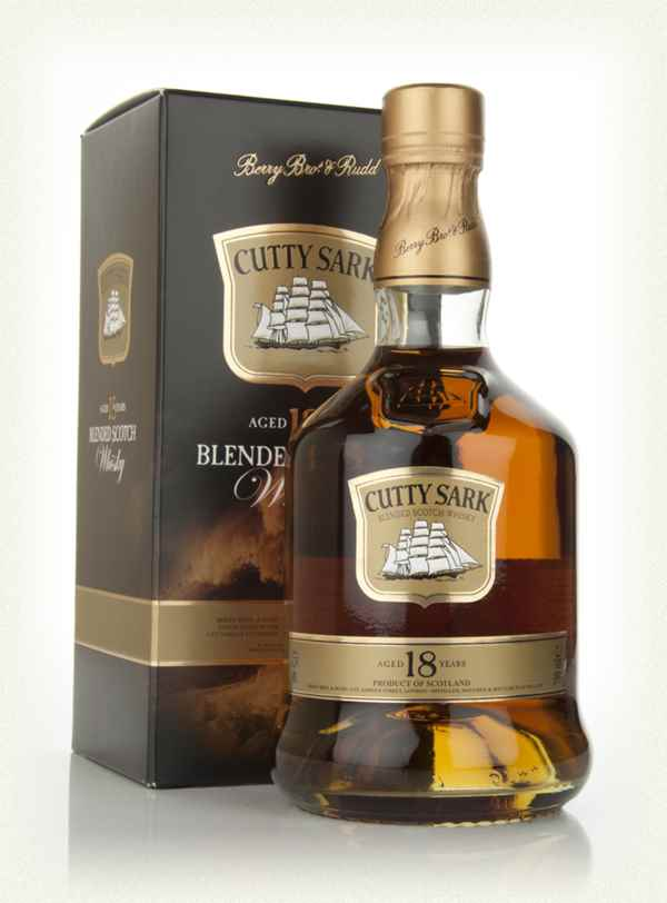 Cutty Sark 18 Year Old