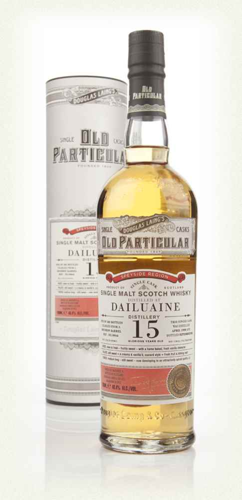 Dailuaine 15 Year Old 1998 (cask 10044) - Old Particular (Douglas Laing)