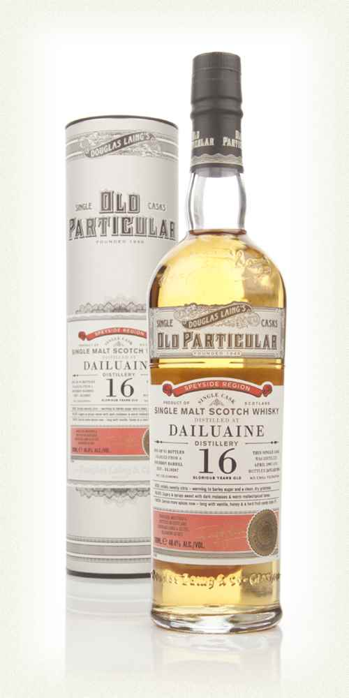 Dailuaine 16 Year Old 1997 (cask 10207) - Old Particular (Douglas Laing)