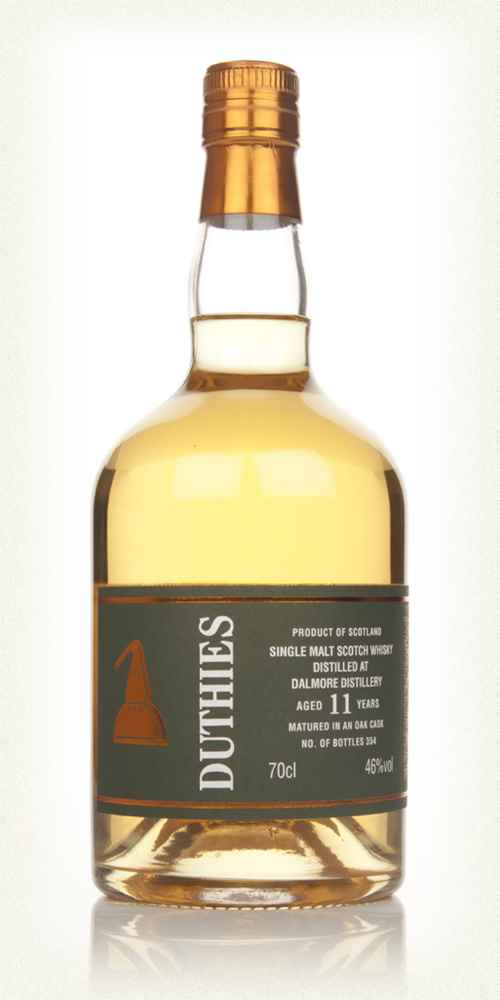 Dalmore 11 Year Old - Duthies (WM Cadenhead)