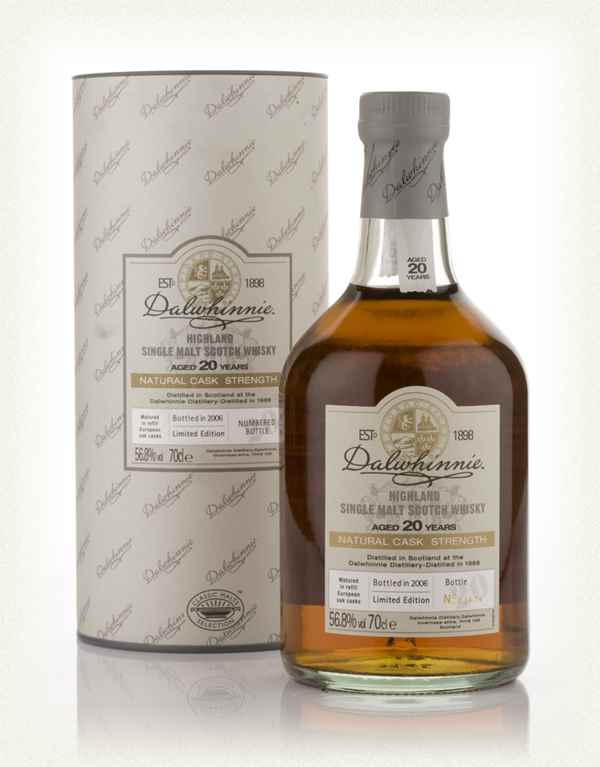 Dalwhinnie 20 Year Old