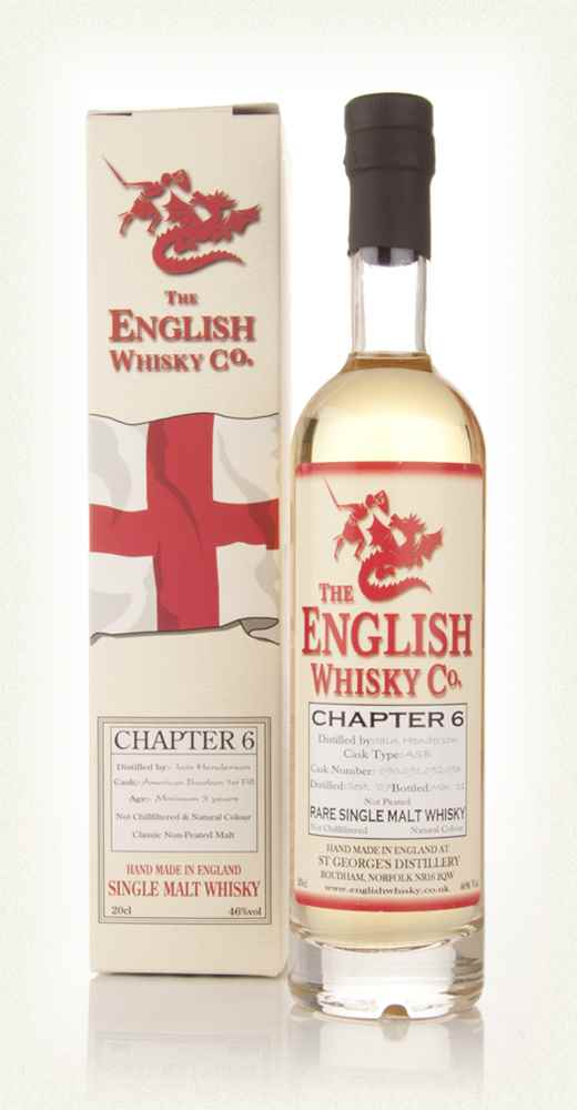 English Whisky Co. Chapter 6 20cl