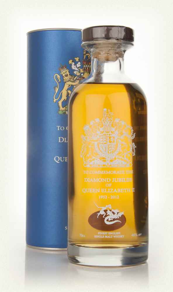 English Whisky Company Jubilee Decanter