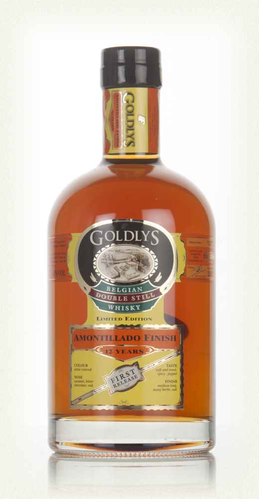 Goldlys 12 Year Old Amontillado Cask Finish (1st Release)