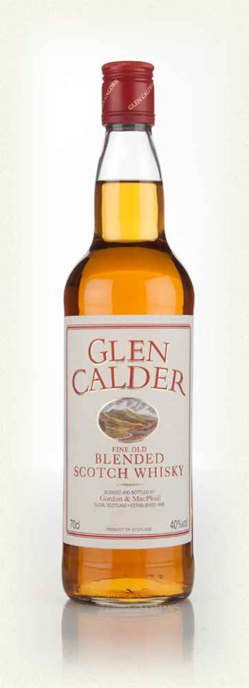 Glen Calder Blended (Gordon and MacPhail)