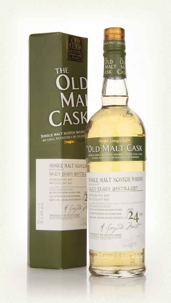 Glen Elgin 24 Year Old 1985 - Old Malt Cask (Douglas Laing)