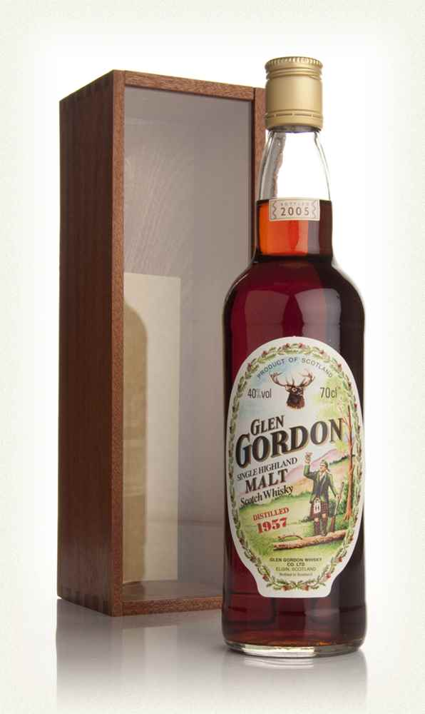 Glen Gordon 1957 (Gordon and MacPhail)