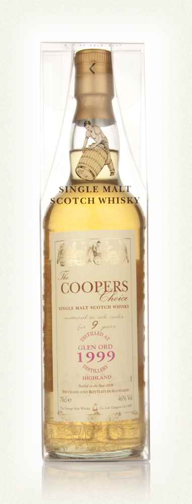 Glen Ord 1999 - The Coopers Choice (The Vintage Malt Whisky Co.)