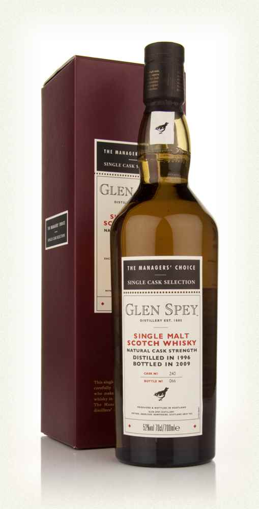 Glen Spey 1996 - Managers Choice