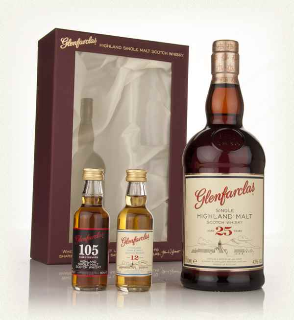 Glenfarclas 25 Year Old Box Set