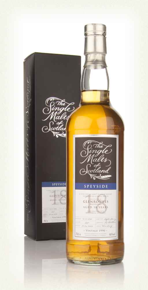 Glenrothes 18 Year Old 1990 - Single Malts of Scotland (Speciality Drinks)