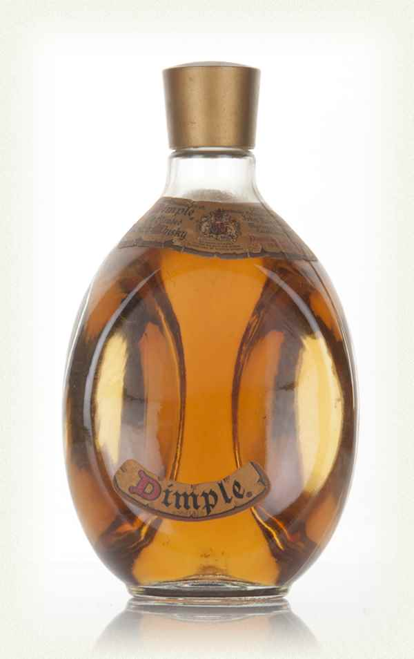 Haig's Dimple De Luxe Blended Scotch Whisky - 1970s