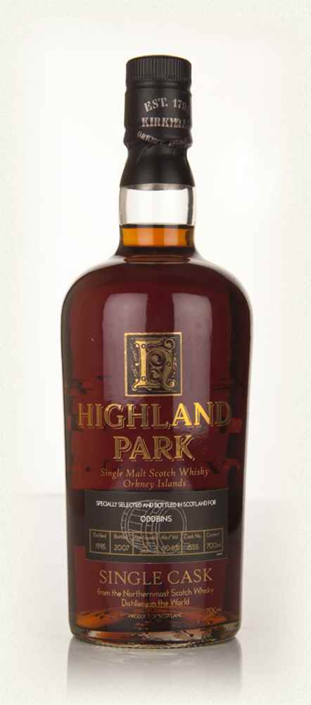 Highland Park 12 Year Old 1995 (Oddbins)
