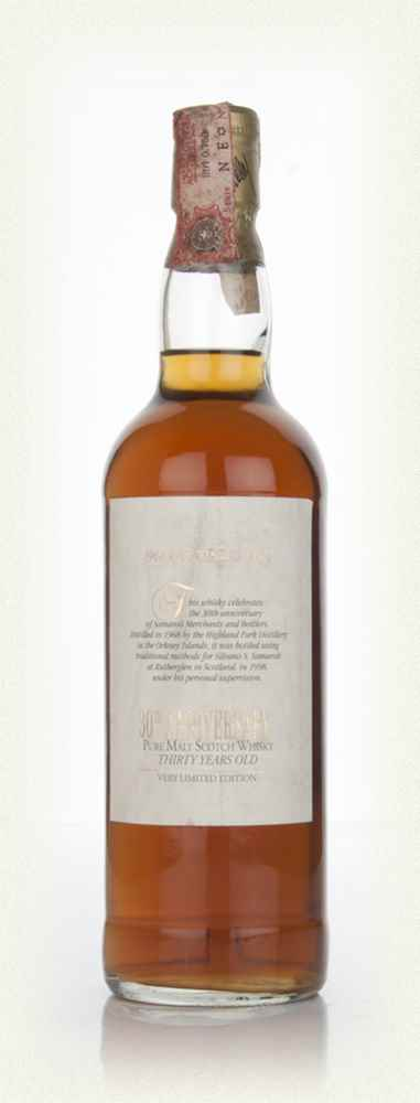 Highland Park 30 Year Old 1968 - Samaroli 30th Anniversary (Samaroli)