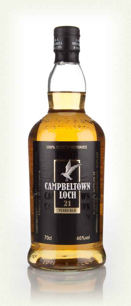 Campbeltown Loch 21 Year Old 46%