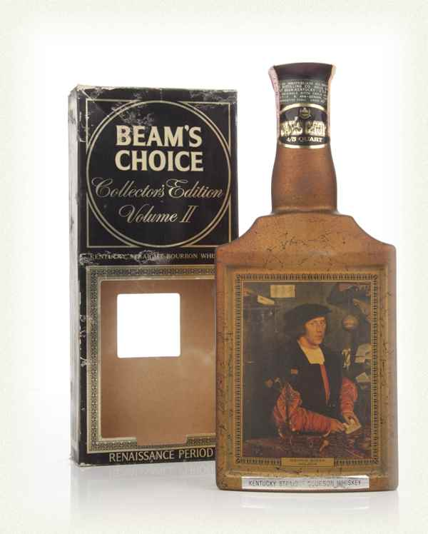 Beam's Choice 8 Year Old - 1967