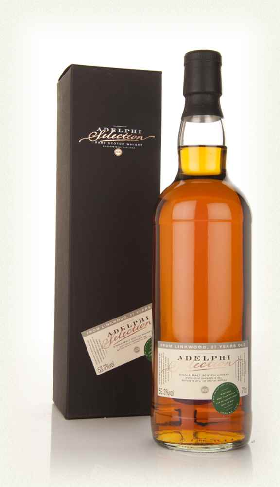 Linkwood 27 Year Old 1984 (Adelphi)