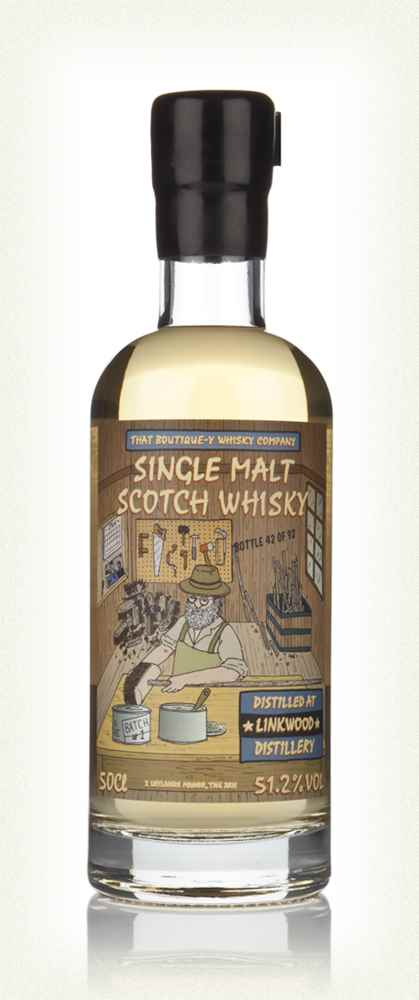 Linkwood - Batch 1 (That Boutique-y Whisky Company)