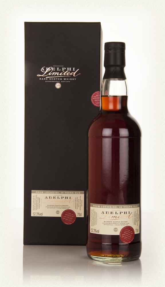 Lochside 46 Year Old 1965 Single Blend (Adelphi)