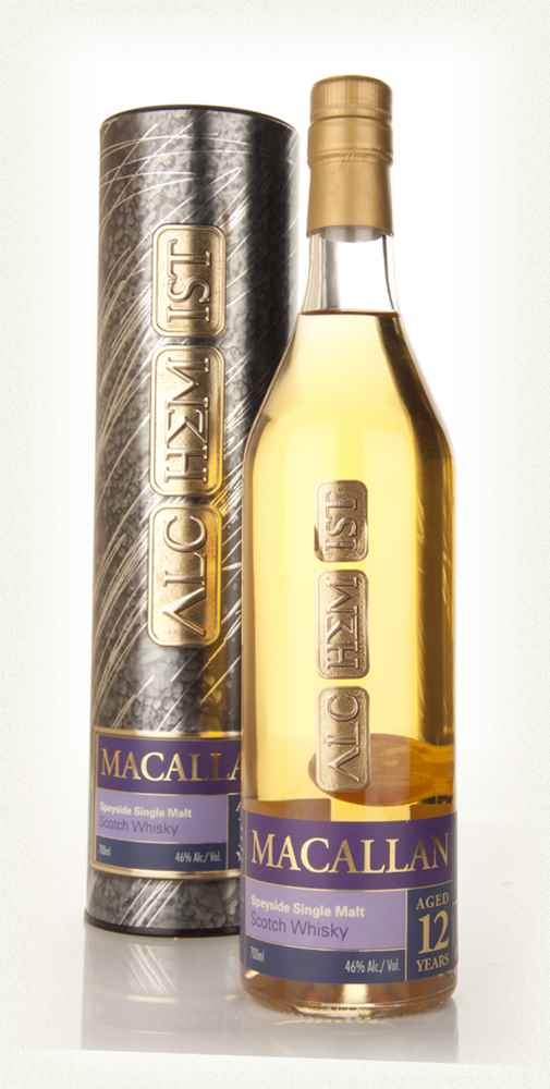 Macallan 12 Year Old  - Alchemist