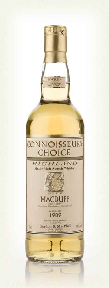 Macduff 1989 - Connoisseurs Choice (Gordon and MacPhail)