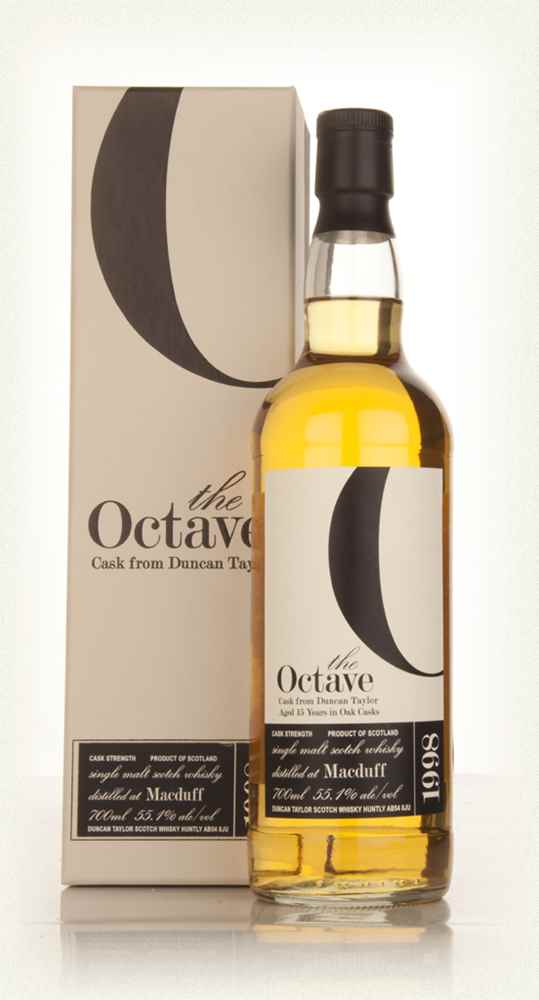 Macduff 15 Year Old 1998 (cask 584807) - The Octave (Duncan Taylor)