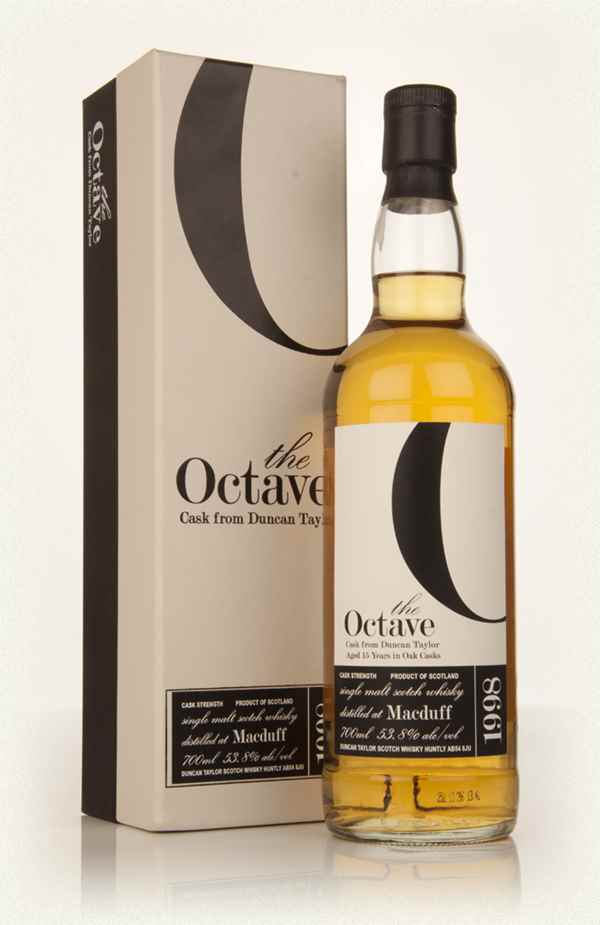 Macduff 15 Year Old 1998 (cask 584818)  - The Octave (Duncan Taylor)