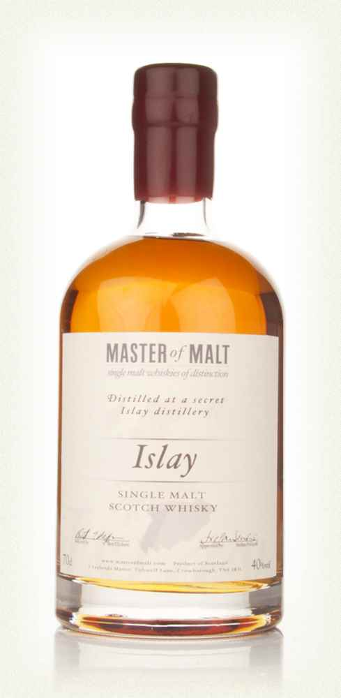 Master of Malt Islay Single Malt (Old Bottling)