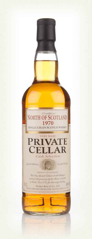 North of Scotland 1970 - Private Cellar (Speyside Distillers)