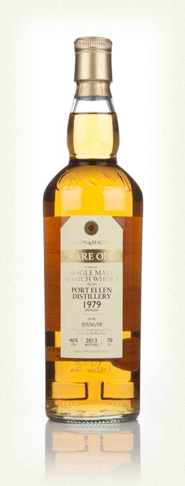 Port Ellen 1979 (Lot No. RO/12/08) - Rare Old (Gordon & MacPhail) (bottled 2013)