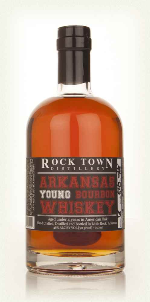 Rock Town Arkansas Young Bourbon