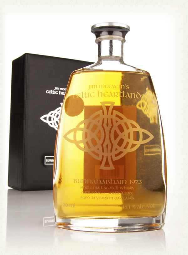 Bunnahabhain 34 Year Old 1973 (Jim McEwan's Celtic Heartlands)