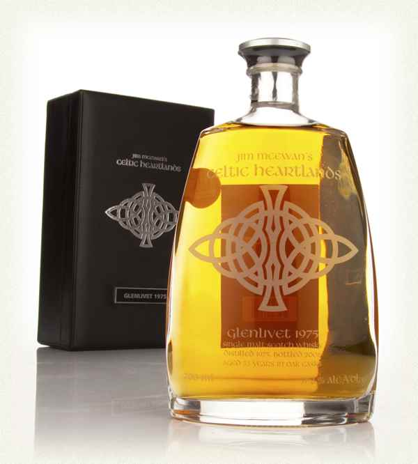 Glenlivet 33 Year Old 1975 (Jim McEwan's Celtic Heartlands)