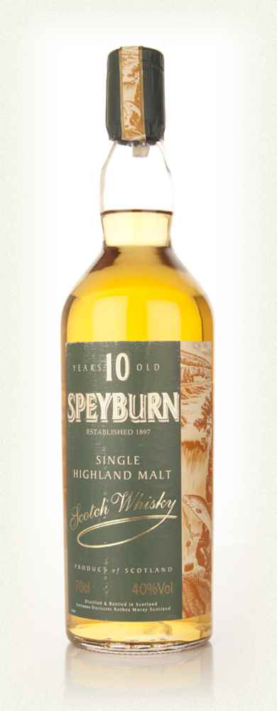 Speyburn 10 Year Old (Rare)