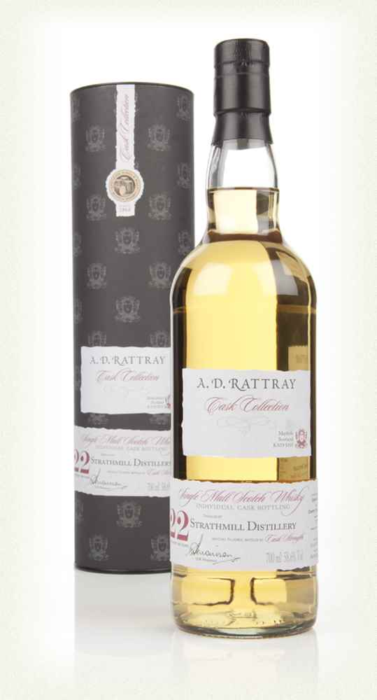 Strathmill 22 Year Old 1989 (cask 10310) - Cask Collection (A. D. Rattray)
