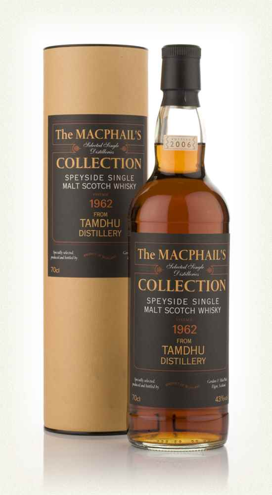 Tamdhu 1962 - The MacPhail's Collection (Gordon & MacPhail)