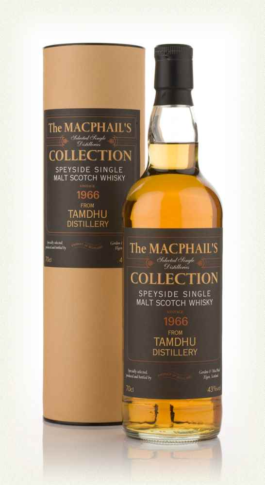 Tamdhu 1966 - The MacPhail's Collection (Gordon and MacPhail)