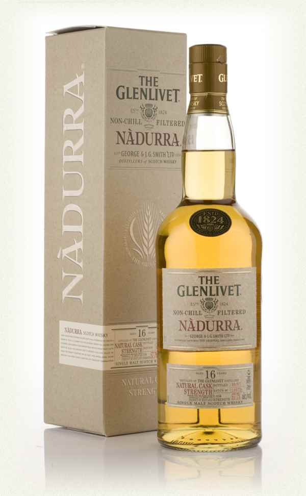 The Glenlivet Nàdurra 16 Year Old Batch 1007D