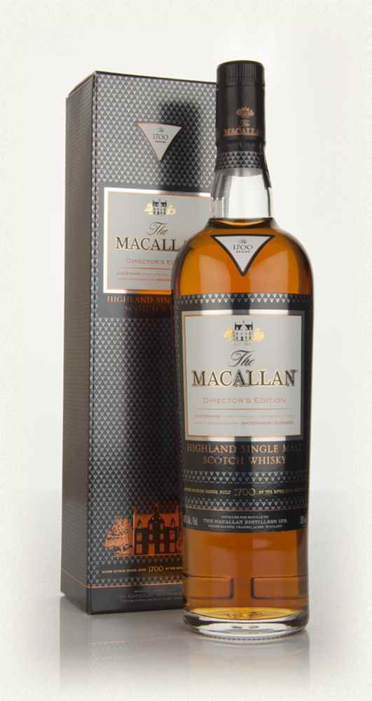 The Macallan Director's Edition The 1700 Series