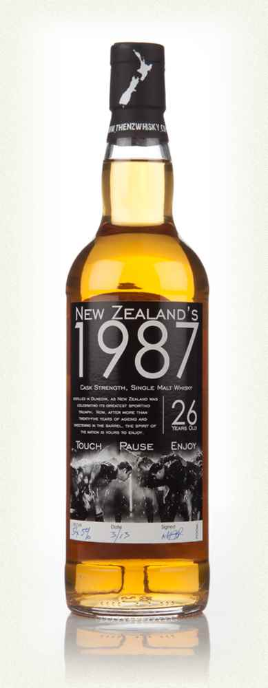New Zealand 26 Year Old 1987 - Touch Pause Enjoy