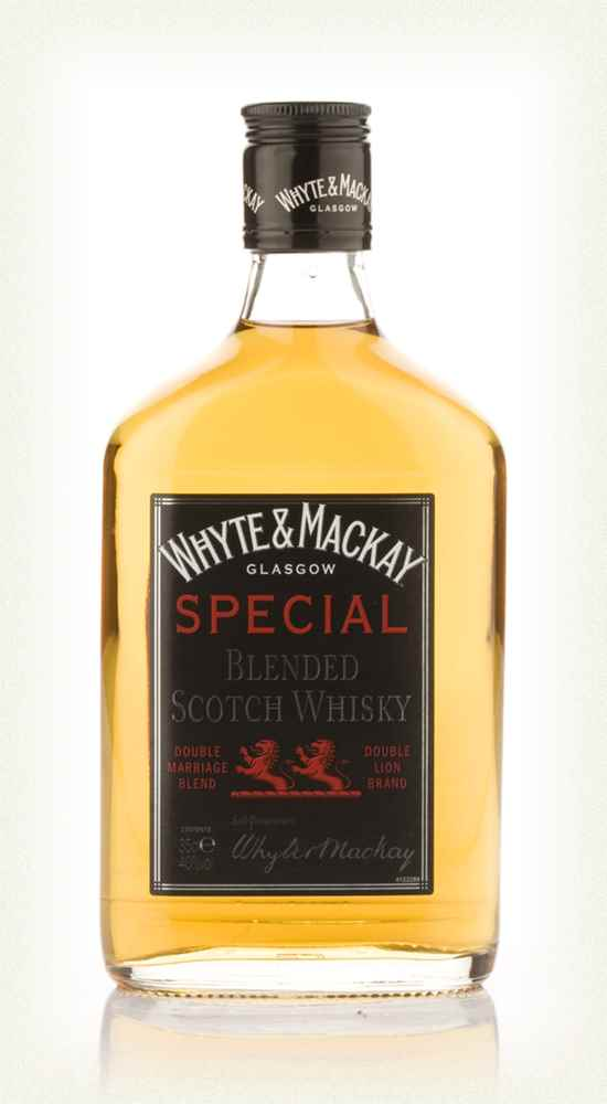 Whyte and Mackay Special Blended Scotch Whisky 35cl