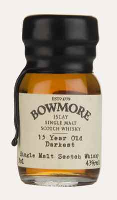 Bowmore 15 Year Old Sample